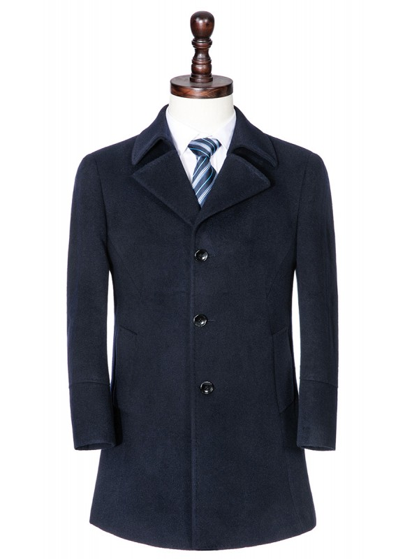 男羊毛大衣HD9006