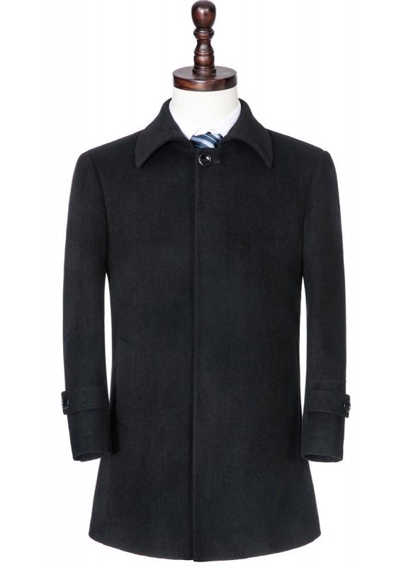 男羊毛大衣HD9007