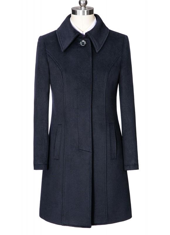 女羊毛大衣ND5002